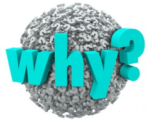 Why Word Question Mark 3d Symbols Sphere Wonder Reason